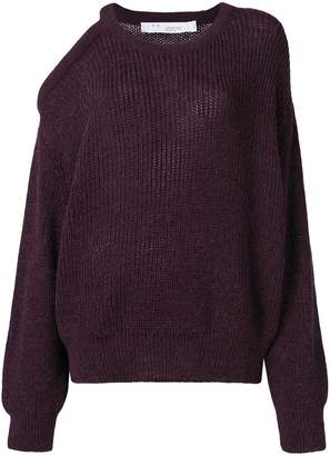 IRO cut out detail sweater