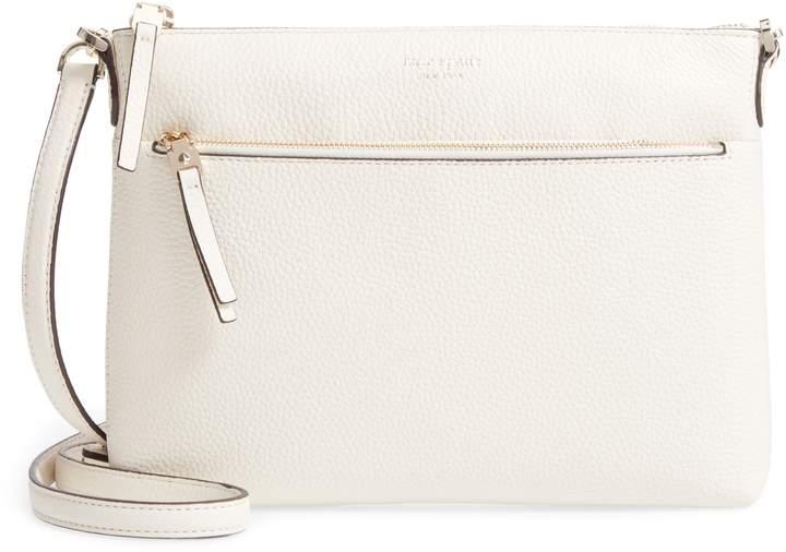 Kate Spade New York Medium Polly Leather Crossbody Bag