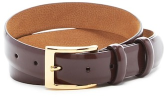 Cole Haan Webster Leather Belt $68 thestylecure.com