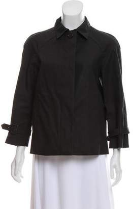 Prada Sport Collared Lightweight Jacket