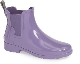 Hunter Refined Chelsea Waterproof Rain Boot