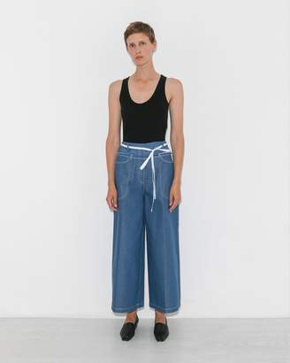 Rejina Pyo Light Blue Jodie Trousers