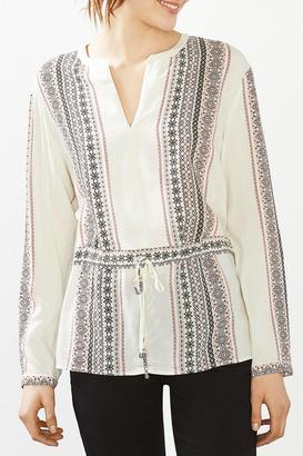 Esprit Boho Tunic Blouse $90 thestylecure.com