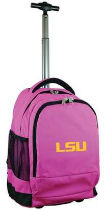 Denco Mojo Licensing Premium Wheeled Backpack - LSU