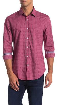 Ganesh Printed Regular Fit Shirt