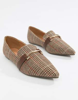 Park Lane Pointed Flat Shoes