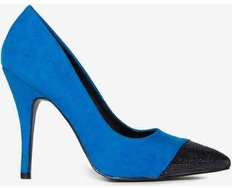 Dorothy Perkins Womens Blue 'Gravity' Court Shoes