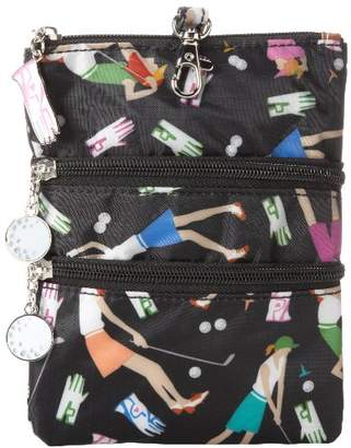 Sydney Love Lady Golf Clip On Accessory Pouch Wallet