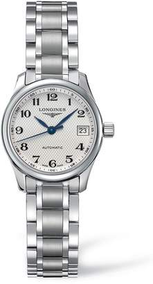 Longines Master Automatic Bracelet Watch, 25.5mm