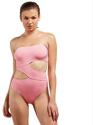 Volcom Women's Simply Seamless One Piece Swimsuit