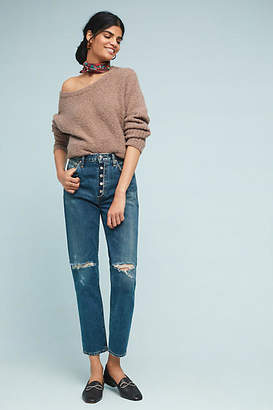 Citizens of Humanity Liya Ultra High-Rise Straight Jeans