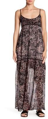 Love Stitch Tiered Maxi Dress