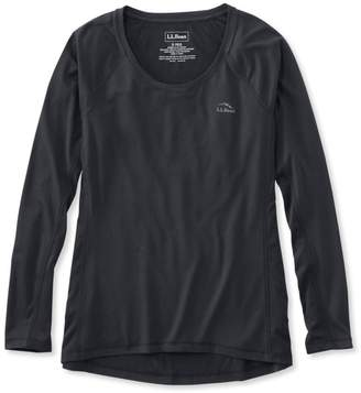 L.L. Bean L.L.Bean Circuit Running Tee, Long-Sleeve