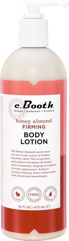 Ulta C. Booth Honey Almond Firming Body Lotion