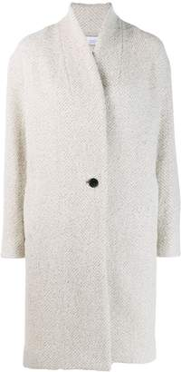 IRO relaxed-fit coat