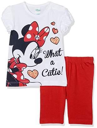 Disney Baby Girls' 45384L/AZ Playsuit