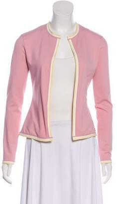 Chanel Lightweight Open Front Cardigan