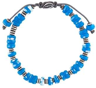 M. Cohen tonal beaded bracelet