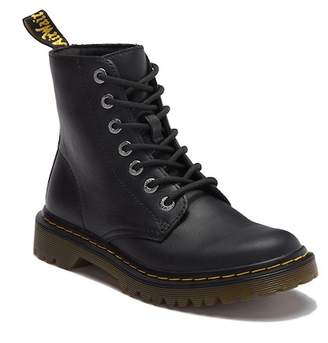 Dr. Martens Luana Leather Mid-Top Boot