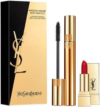 Saint Laurent Luxurious Mascara Glamour Gift Set
