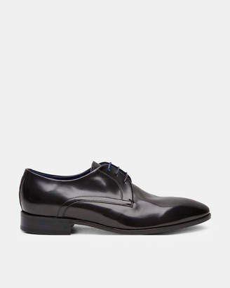 Ted Baker MOTTAA Patent leather Derby brogues