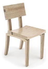 Context Furniture - Narrative Metro Cafe Chair