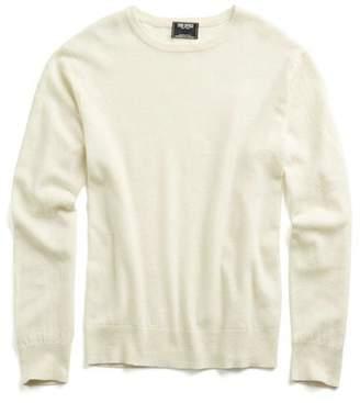 Todd Snyder Summer-weight Cashmere Seedstitch Sweater