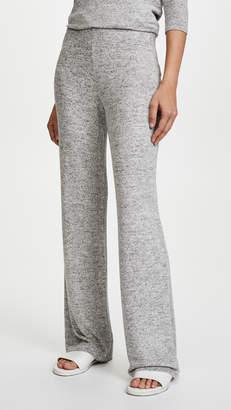 BB Dakota Brushed Knit Wide Leg Pants