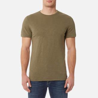 7 For All Mankind Men's Basic T-Shirt