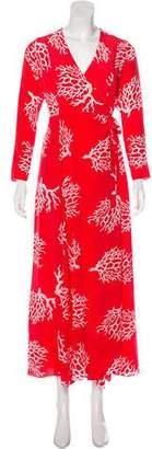 Leone we are Silk Maxi Dress w/ Tags