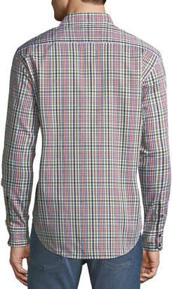 Robert Graham Men's Cape Vincent Plaid Woven Shirt