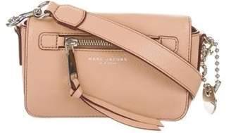 Marc Jacobs Leather Shoulder Bag Pink Leather Shoulder Bag
