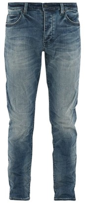 Neuw Lou Slim Fit Stretch Denim Jeans - Mens - Blue