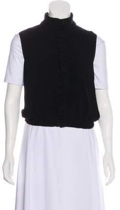 Prada Sport Sport Fleece Vest