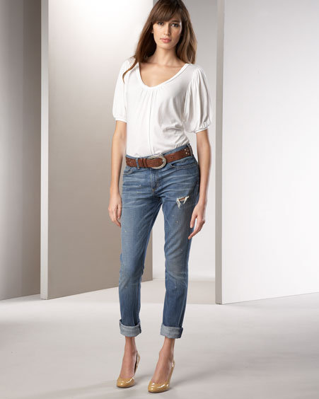 Current/Elliott Super Slouchy Jeans