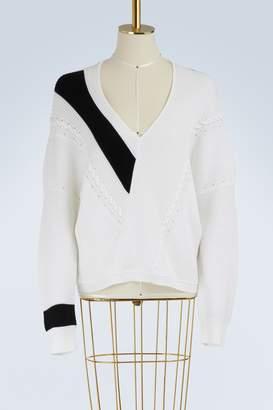 Rag & Bone Cricket V-neck sweater