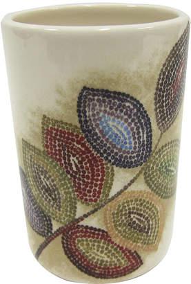 Croscill Classics Mosaic Leaves Tumbler