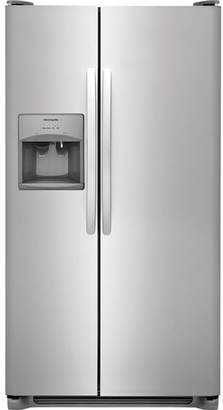 Frigidaire 22.1 Cu ft. Side-by-Side Refrigerator with LED Lighting