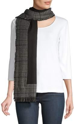 Lauren Ralph Lauren Glen Check Blanket Scarf