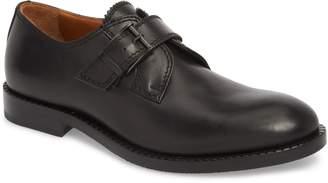 Aquatalia Jamal Weatherproof Single Monk Strap Shoe