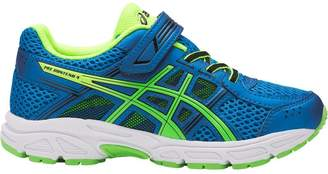 Asics Boy's Asics, Gel Contend 4 GS Running Sneakers BLUE GREEN M