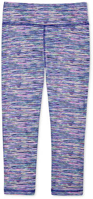 Ideology Abstract-Print Capris, Big Girls