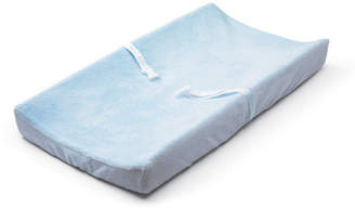 Summer Infant Ultra Plush Blue Changing Pad Cover