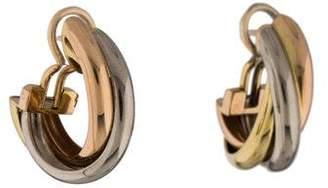 Cartier Trinity de Earrings