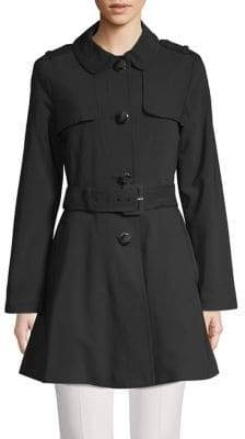 Kate Spade Classic Belted Trench Coat