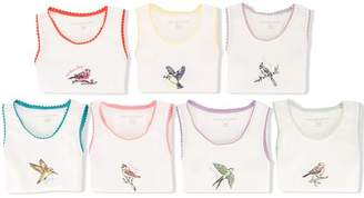 Stella McCartney pack of seven days of the week vests