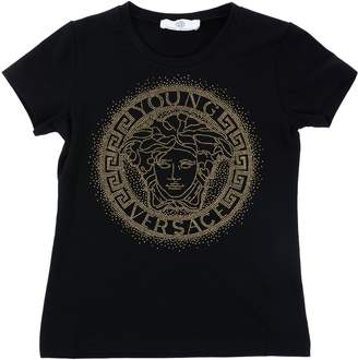 Versace YOUNG T-shirts - Item 12266608JO