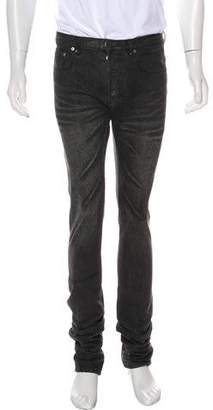 Christian Dior Five-Pocket Skinny Jeans