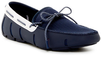 Swims Lace Loafer $159 thestylecure.com