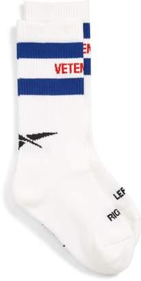 Vetements Classic Socks